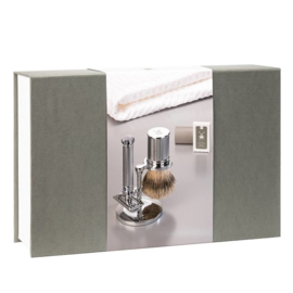 Muhle Traditional Chrome Giftset