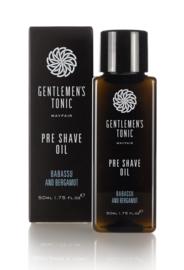 Gentlemen's Tonic Pre-Shave Olie