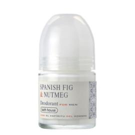 Bathhouse Spanish Fig & Nutmeg Deodorant