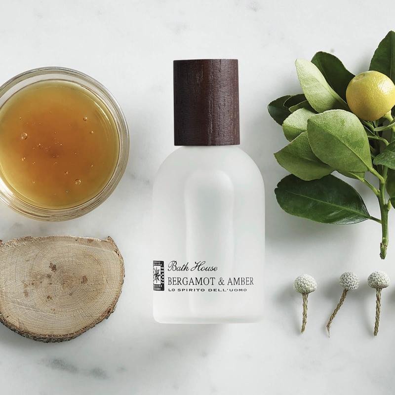 Bathhouse Bergamot & Amber Cologne