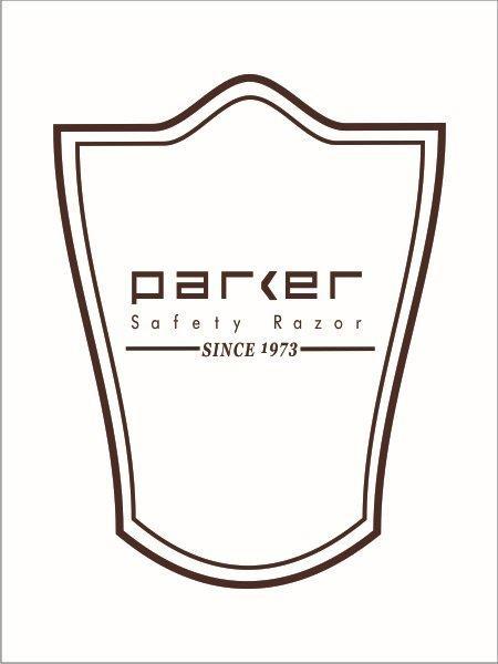 Parker Toilettas Zwart Leder