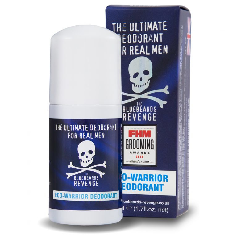 The Bluebeards Revenge Eco Warrior Deodorant