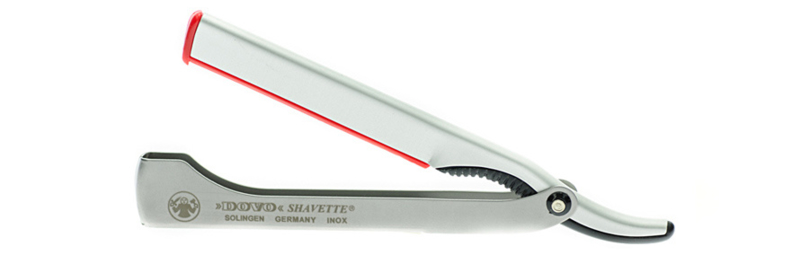 Dovo Shavette RVS & Aluminium