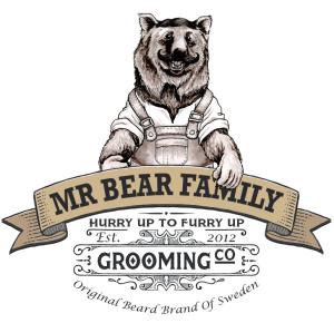 Mr. Bear Family Tattoo Wash