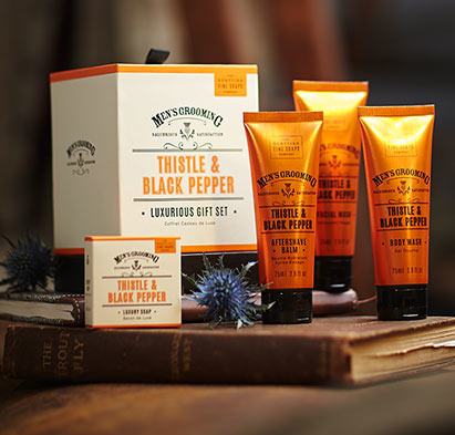 The Scottish Fine Soaps Co Luxurious Giftset