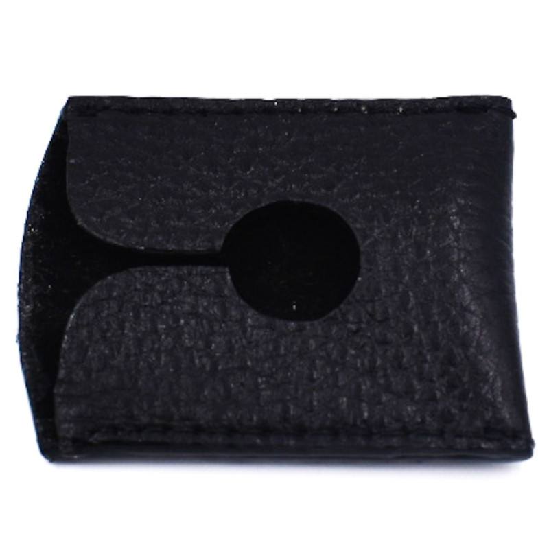 Parker Lederen Cover Zwart
