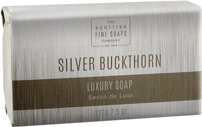 The Scottish Fine Soaps Co. Silver Buckthorn Badzeep