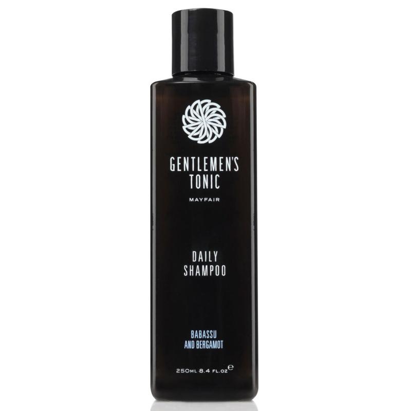 Gentlemen's Tonic Daily Shampoo Babassu & Bergamot