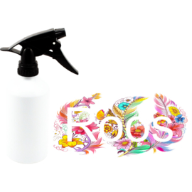 Sprayfles Roos