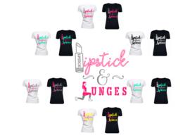 Lipstick & Lunges