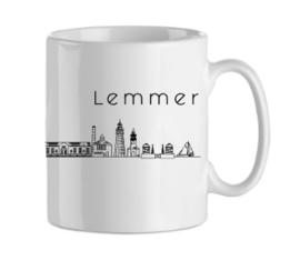 Koffiebeker Skyline Lemmer