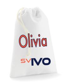 Lusjestas/leertjestas met naam SV IVO