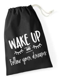 Lusjestasje/leertjestasje Wake up