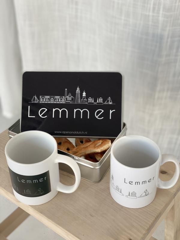 Koekblik Skyline Lemmer