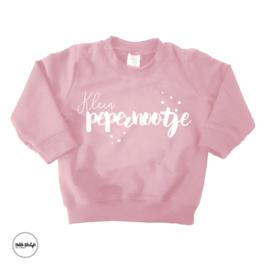 "Pepernootje sweater ""pink"""