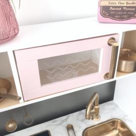 Keuken stickers melkglas