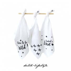 Swaddle Soaked in love