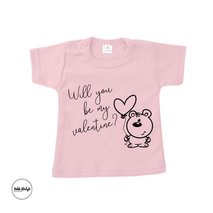 Valentijn T-shirt girls