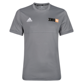 adidas Climalite - KMG T-shirt - light grey