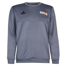 adidas Climalite - KMG Crewneck Sweater - grey