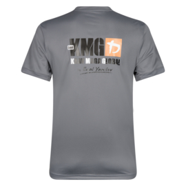 adidas Climalite - KMG T-shirt - light grey