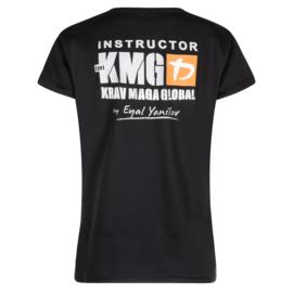 adidas Climalite - KMG Instructor T-shirt - women - black