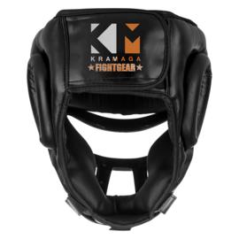 Krav Maga Fightgear Headguard, black
