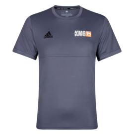 adidas Climalite - KMG T-shirt - dark grey