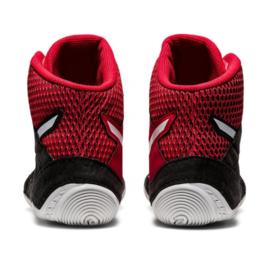 Asics Snapdown 3 - Worstelschoenen - rood/zwart/wit