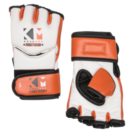 Krav Maga Fightgear MMA Glove - PU - white