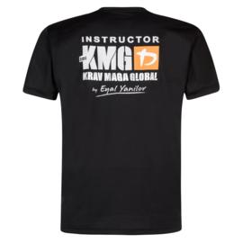 adidas Climalite - KMG Instructor T-shirt - black