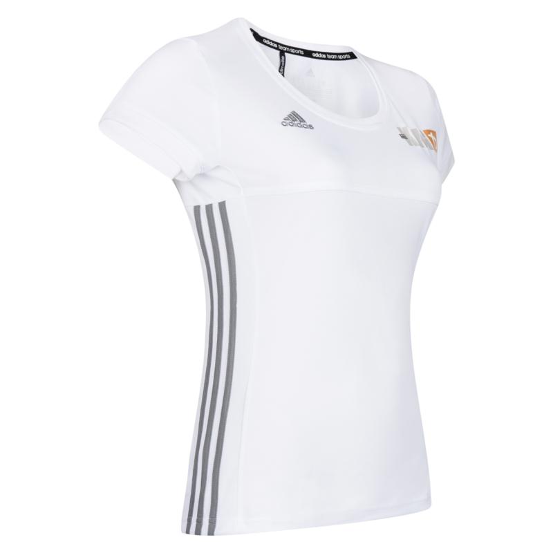 adidas Climalite - KMG T-shirt - women - white