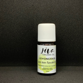 Jiva organic LEMONGRASS  oil