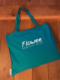 Tas voor  Flowee spijkermat zeegroen