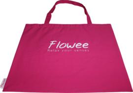 Tas voor  Flowee spijkermat fuchsia