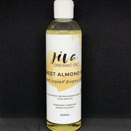 Jiva organic SWEET ALMOND oil 250 ml