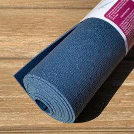 Yoga mat  studio premium Indigo Blauw