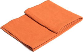 Yoga towel total grip ORANJE