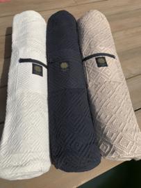 Handgemaakte yogamat tas uit India