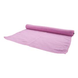Yoga towel total grip ROZE