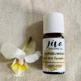 Jiva organic SANDELWOOD oil 10 ml