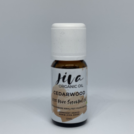 Jiva organic CEDARWOOD  oil