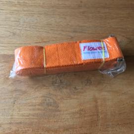 Flowee Yoga riem oranje
