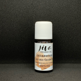 Jiva organic CEDARWOOD  oil