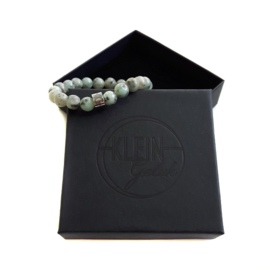 Dames armband Tianshan kristal graniet