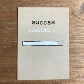 Kaart K14 Succes loading