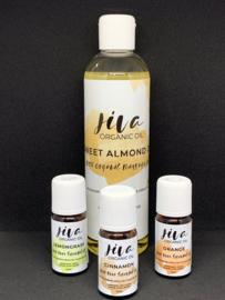 Jiva organic SWEET ALMOND oil 500 ml