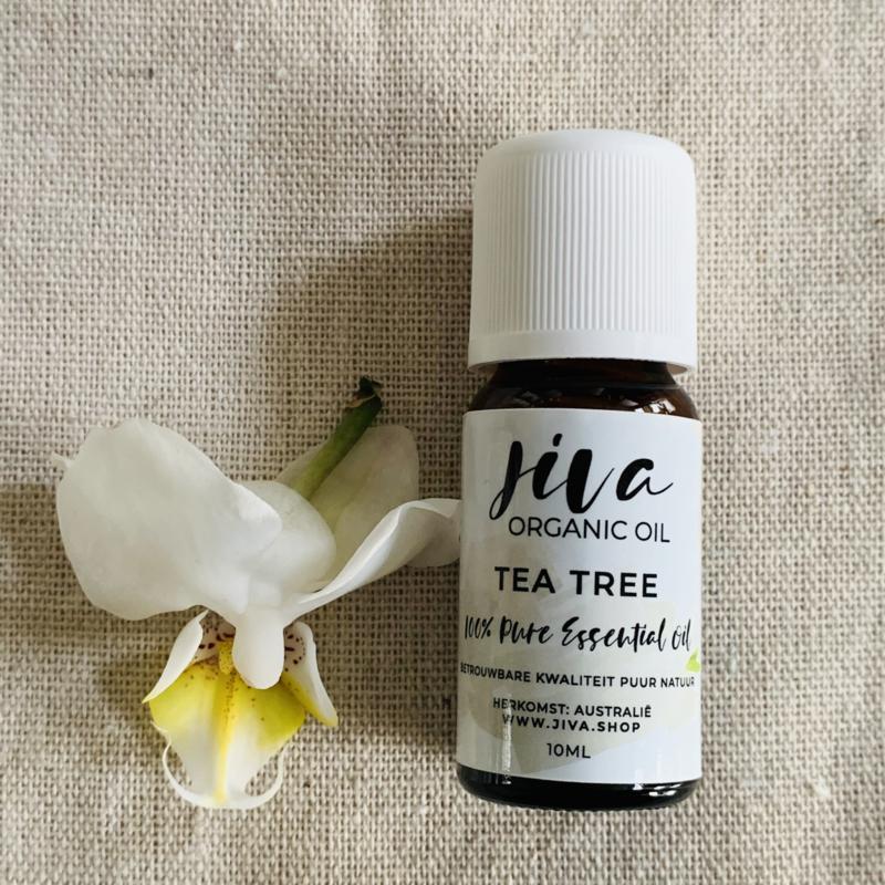 Jiva organic TEA TREE  oil