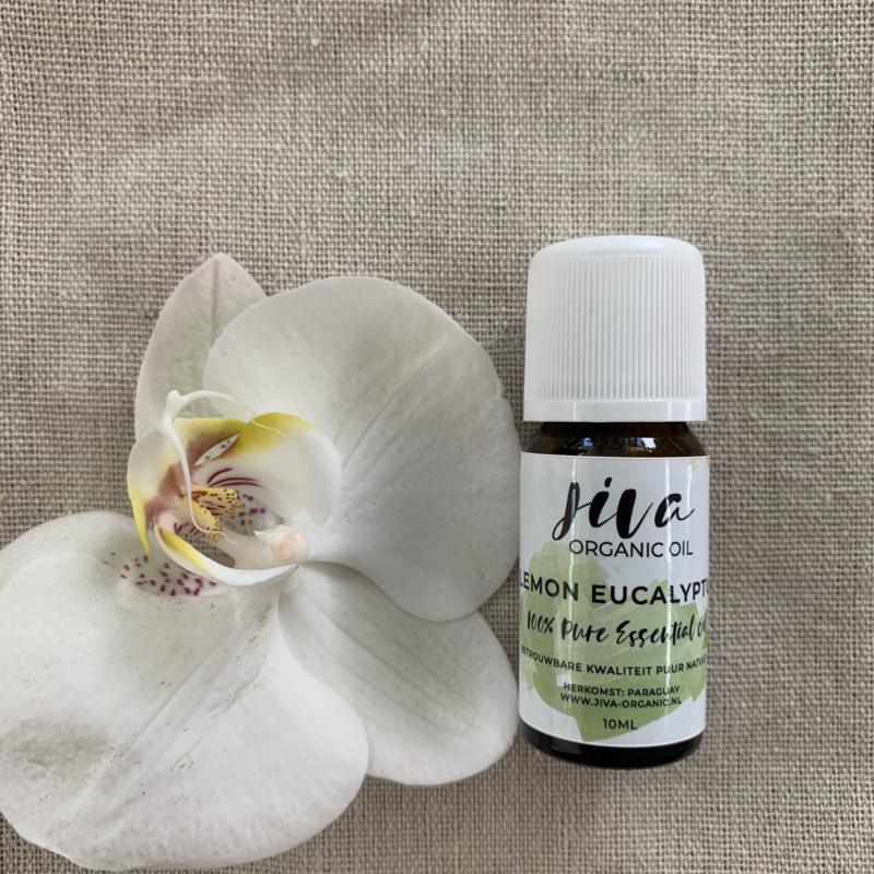 Jiva Organic LEMON EUCALYPTUS oil
