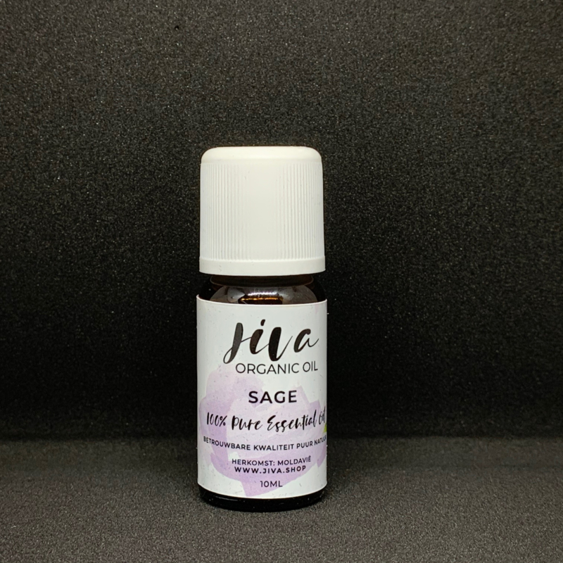 Jiva organic  SAGE  oil